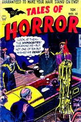 Tales of Horror #12