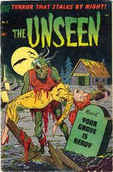 The Unseen #9