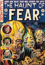 The Haunt of Fear #17