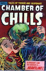 Cover - Chamber of Chills #23